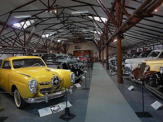 Descubre el Auto Museum Moncopulli