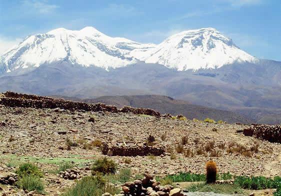 Ruta : Al altiplano por Ollagüe