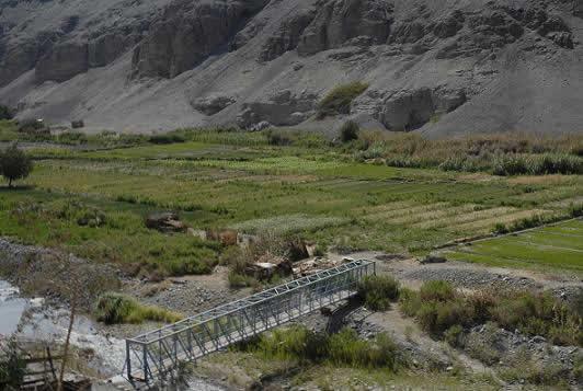 Ruta : Asomo a Huara y Camiña desde Iquique