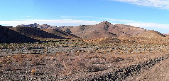 Ruta : Sendero Algarrobo de la Laja-La Viñita Alta