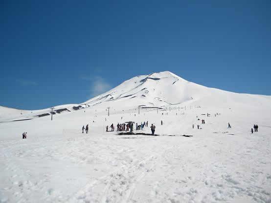 Descubre el Centro de Esquí Corralco