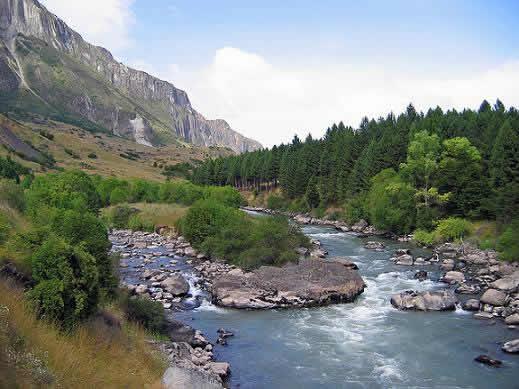 Ruta : De Balmaceda a Coyhaique