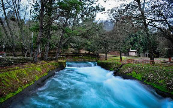 Embalse Digua- Parral