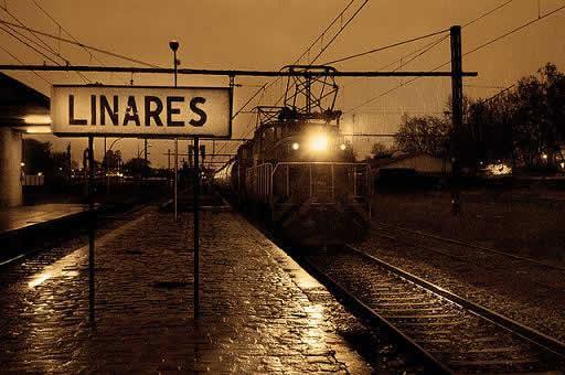 Estacion Linares Chile