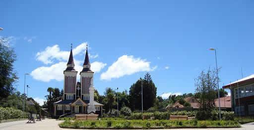 Iglesia de Panguipulli
