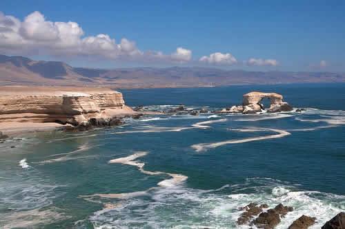 Conoce los atractivos turístico de Antofagasta