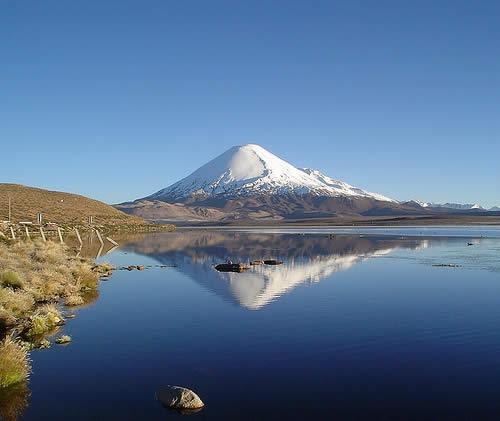 Ruta : Sendero Chungará – Cotacotani – Parinacota