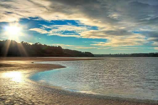 Ruta : Reserva Nacional Lago Peñuelas