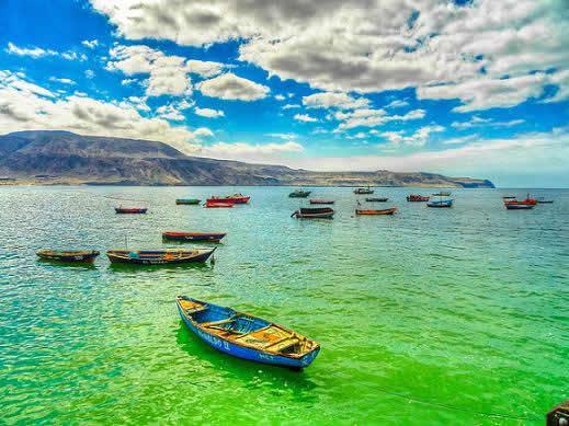 Conoce los atractivos turístico de Mejillones