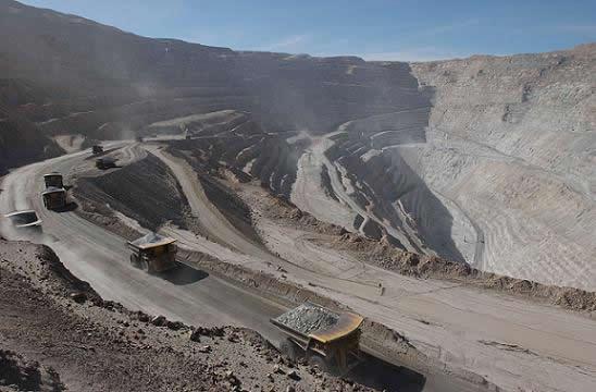 Ruta : Visita a Chuquicamata