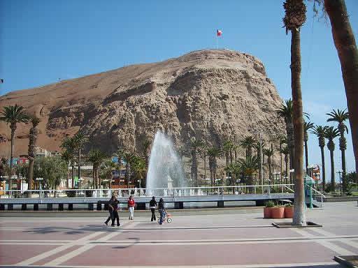 Conoce los atractivos turístico de Arica