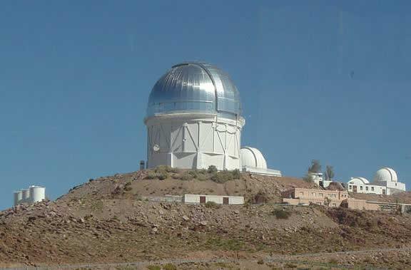 Observatorio Astronomico El Tololo