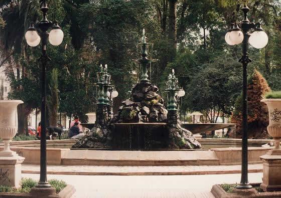 Pileta Plaza - San Felipe