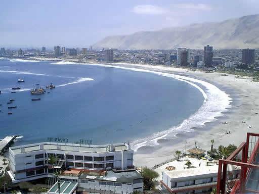 Ruta : Playa y Balneario Juan López