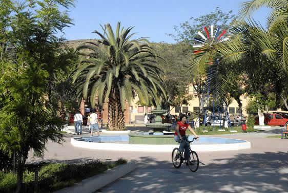 Plaza de Armas de Punitaqui