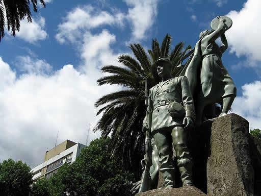 Plaza de Temuco