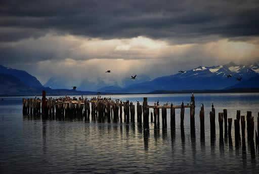 Ruta : Navegaciones desde Puerto Natales