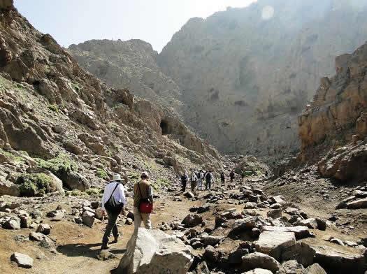 Ruta :  Reserva Nacional La Chimba