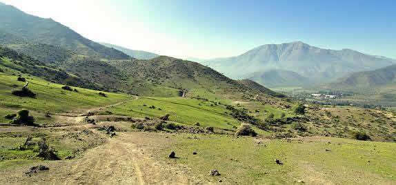 Ruta Cementerio de Carretas - Parque Huasos de Sahonde