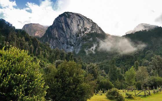 Ruta : Sendero Valle de Cochamó