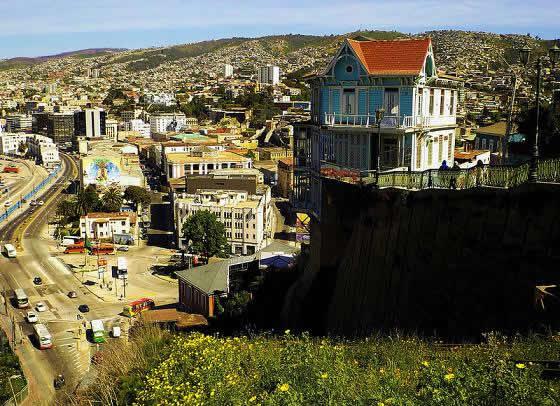 Conoce los atractivos turístico de Valparaíso