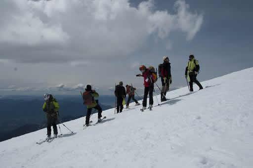 Centro de Ski de Pucón