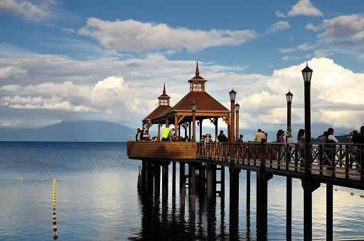 lago Llanquihue chile
