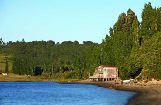 Ruta : De Castro a la península Rilán