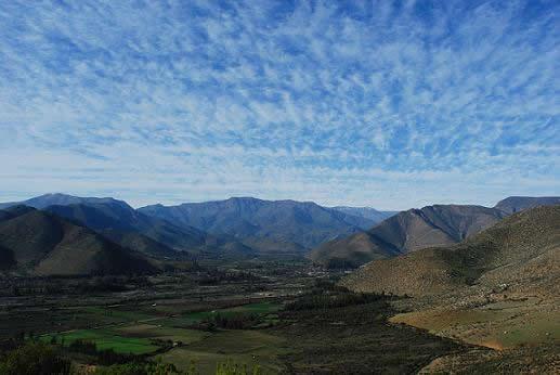 Ruta : Desde Illapel a Salamanca y valles interiores