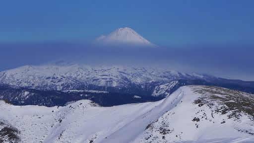 Ruta : Rodeo al volcán Llaima en el corazón del Parque Nacional Conguillío