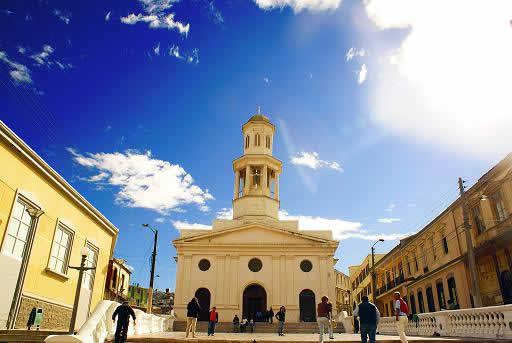 Iglesias de Valparaiso