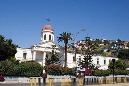 capilla del Asilo del Salvador
