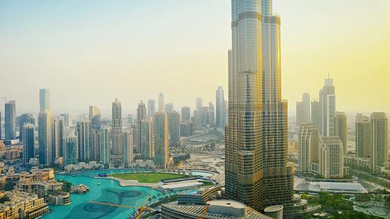 Dubai: Producto de la riqueza petrolera