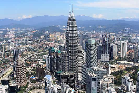 Kuala Lumpur gusta de batir récords