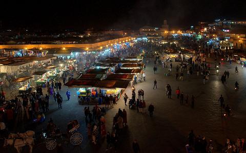 Marrakech: Punto de unión entre europeos y árabes
