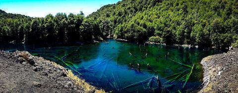 Parque Conguillío: Hermoso dominio mapuche
