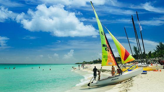 Varadero: El resort de Cuba