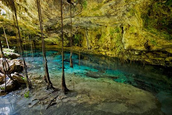 Cenote Chikin Ha – Riviera Maya