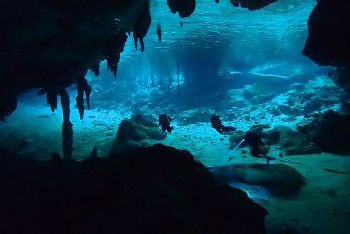 Actividades para realizar en Cenote dos ojos