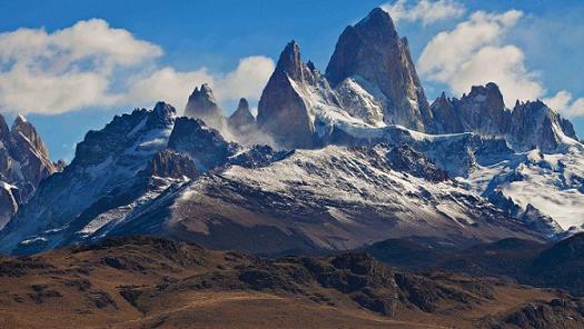 Montanas de la Patagonia