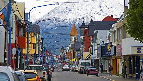 Turismo en Ushuaia : Tierra del Fuego