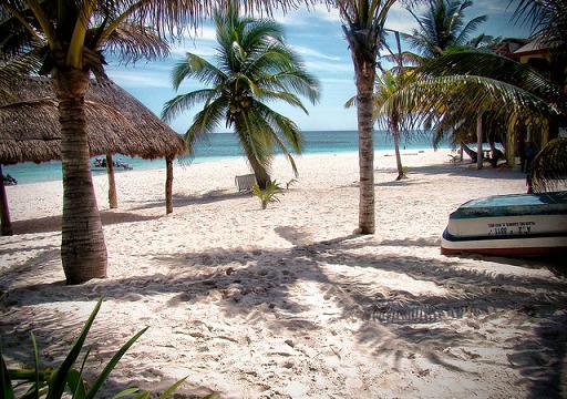 playa de Xpu Ha