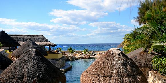 Lugares que visitar en Cancún : Dolphinaris
