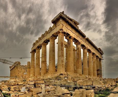 Lugares para visitar en Grecia