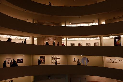 Viaja y conoce el Museo Guggenheim en Nueva York