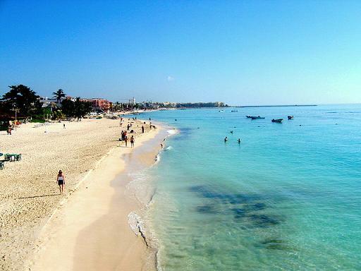 Viaja y conoce la Playa del Carmen en México
