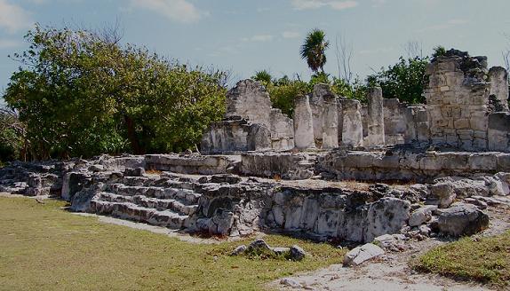 Viaja y conoce las Ruinas del Rey en la Riviera Maya