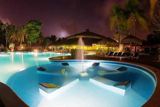 Hotel Riu Playacar en playa del Carmen