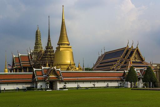 Templos budistas de Tailandia