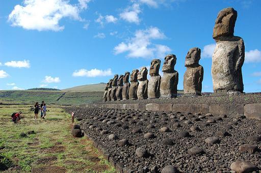 Viaja y conoce la Isla de Pascua